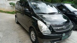 Sell Black 2010 Hyundai Grand Starex in Muntinlupa