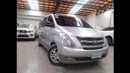 Selling Hyundai Grand Starex 2010 Van in Cebu City