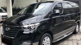 Hyundai Grand Starex 2019 for sale in Quezon City