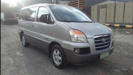 Hyundai Starex 2006 Van for sale in Cebu City