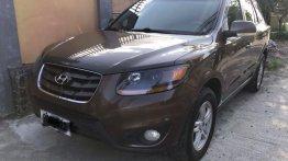 Hyundai Santa Fe 2010 for sale in Cabanatuan