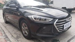 Sell Black 2019 Hyundai Elantra in Quezon City