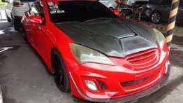Selling Hyundai Genesis 2014 in Quezon City
