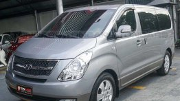 Sell 2012 Hyundai Starex in Manila