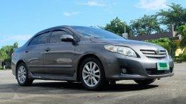 Grayblack Hyundai Accent 2009 for sale in Quezon City