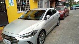 Sell Silver 2016 Hyundai Elantra in Quezon City