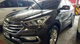 Hyundai Santa Fe 2016 for sale in Quezon City
