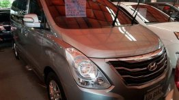 Sell Silver 2014 Hyundai Grand starex in Pasig