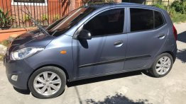 Purple Hyundai I10 2014 for sale in San Fernando