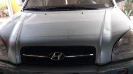 Sell Silver 2006 Hyundai Tucson in Marikina