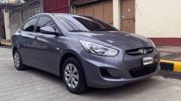 Selling Grey Hyundai Accent 2016 in Manila