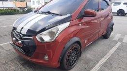 Sell Red 2008 Hyundai Getz in Pakil