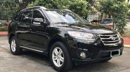 Sell Black 2011 Hyundai Santa Fe SUV / MPV in Quezon City