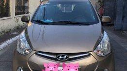 Selling Brown Hyundai Eon 2015 in Manila