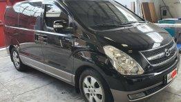 Black Hyundai Starex 2014 for sale in Automatic
