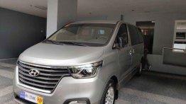 Sell Silver 2019 Hyundai Grand Starex Automatic Diesel