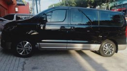 Black Hyundai Grand Starex 2020 for sale in Quezon City