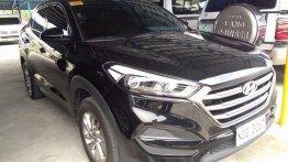 Black Hyundai Tucson 2016 for sale in Parañaque