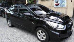 Selling Black Hyundai Accent 2011 in Parañaque