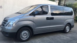Sell 2017 Hyundai Starex in Muntinlupa
