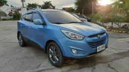 Sell 2014 Hyundai Tucson in Las Piñas