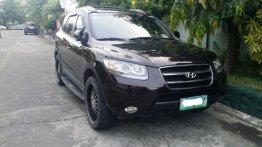 Selling Hyundai Santa Fe 2009 in Manila