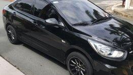 Selling Black Hyundai Accent 2012 in Manila