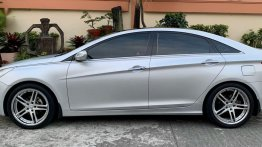 Silver Hyundai Sonata 2012 for sale in San Juan
