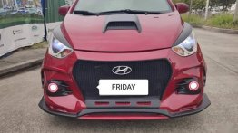 Selling Red Hyundai Eon 2015 in Manila