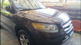 Selling Black Hyundai Santa Fe 2008 SUV / MPV in Olongapo