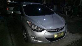 Sell Silver 2011 Hyundai Elantra in Quezon City