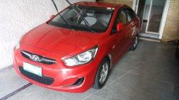 Selling Hyundai Accent 2012 in Las Pinas