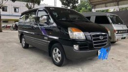 Sell Black 2007 Hyundai Starex in Manila