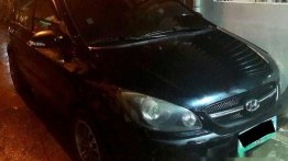 Sell Black 2010 Hyundai Getz at 56000 km