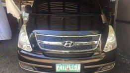 Selling Black Hyundai Grand starex 2009 in Manila