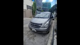Sell 2014 Hyundai Grand starex Van in Quezon City