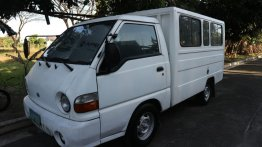 White Hyundai Porter 2002 for sale in Manila