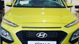 Sell Yellow 2019 Hyundai KONA in Manila