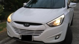 Hyundai Tucson 2014 for sale in Davao City