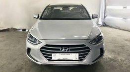 Silver Hyundai Elantra 2017 for sale in Carmona