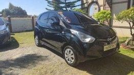 Selling Black Hyundai Eon 2019 in Manila