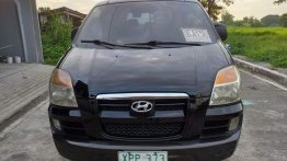 Sell Black 2004 Hyundai Starex in Manila
