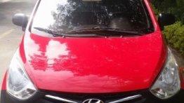 Selling Red Hyundai Eon 2012 in Muntinlupa