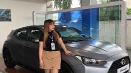 Selling Brand New Hyundai Veloster in Manila