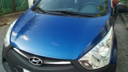 Sell 2015 Hyundai Eon in Manila