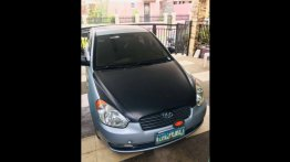Sell 2010 Hyundai Accent Sedan in Bacoor