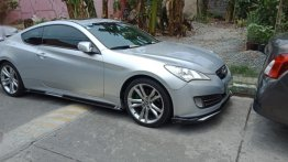 Silver Hyundai Genesis 2015 for sale in Cainta
