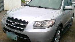 Sell Silver 2007 Hyundai Santa Fe SUV / MPV in Manila