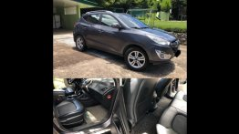 Sell Grey 2010 Hyundai Tucson in Baguio