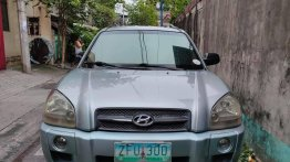 Selling Beige Hyundai Tucson 2008 in Manila